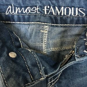 Almost Famous jeans!
